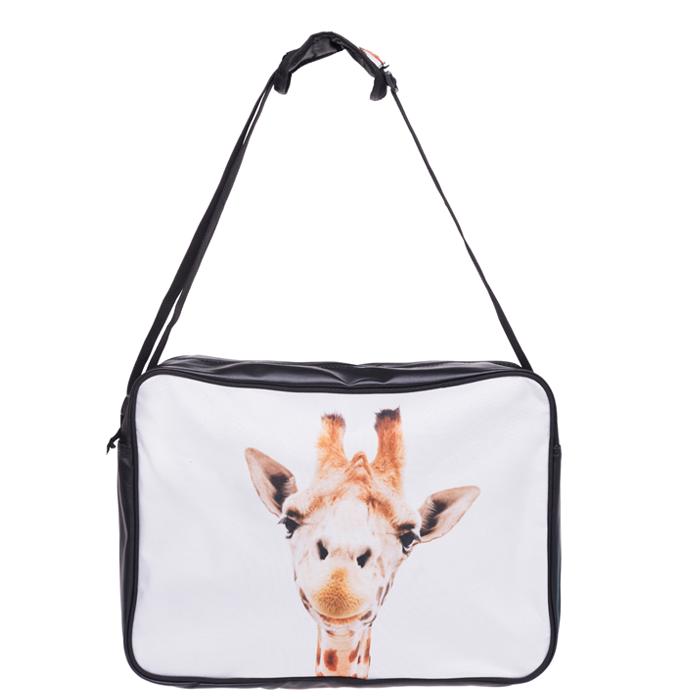 9ffb841e32e Messenger Bag Giraffe Giraf Schooltas Schoudertas Goedkoop