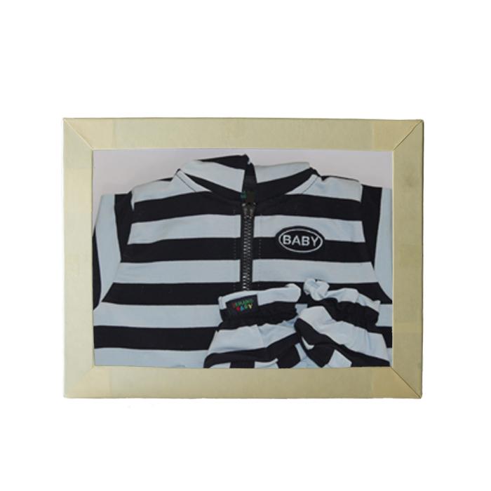 Babykleding 56.Babykleding Cadeau Set Marine Bl Maat 56 62 Goedkoop Kraamcadeau