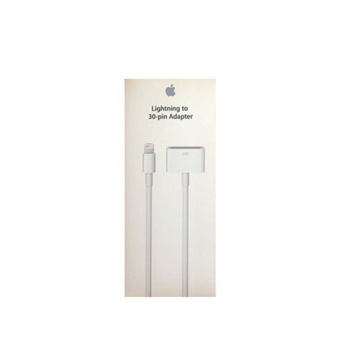 Lightning USB oplaadkabel voor Apple iPhone iPad en iPod 0.2 m Apple