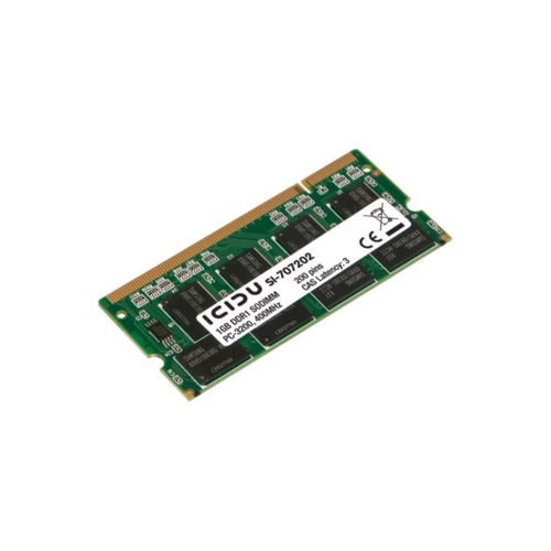 Notebook 1GB DDR1 400MHz Geheugen ICIDU