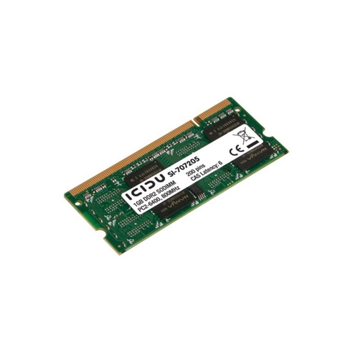Notebook 1GB DDR2 800MHz Geheugen ICIDU
