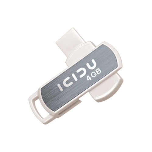 Pivot Flash Drive 4GB USB 2.0 ICIDU