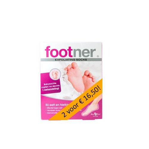 Footner Exfoliating Socks