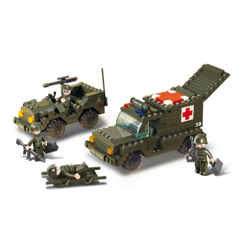 Sluban Army Ambulance
