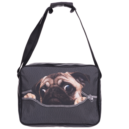 Messenger Bag Pug