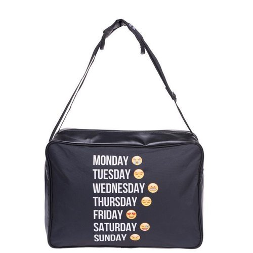 Messenger Bag Emoticons Week