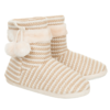 Pantoffel Boot Aisly Beige
