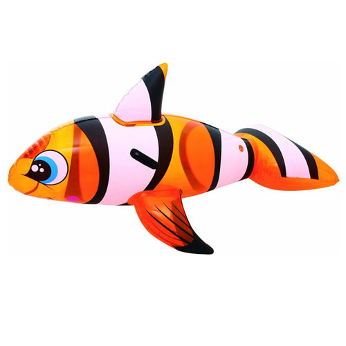 Bestway Ride On Clownfish Nemo 157x94 cm