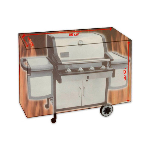 BBQ Collection Barbecue Hoes 80x80x125